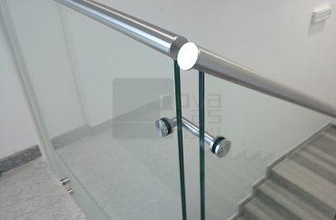 16_05 balustrada MASTER POINT schody Tychy